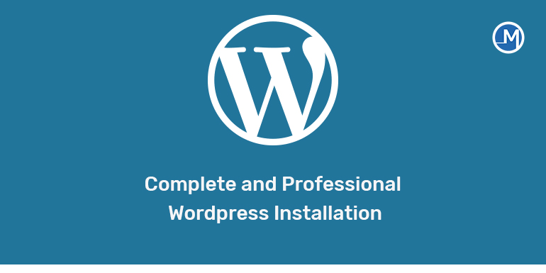 Installation of wordpress using WAMP