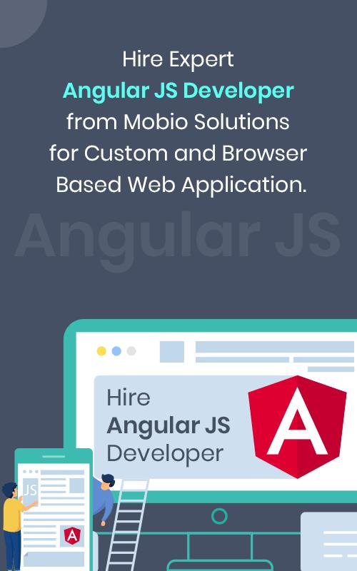 Hire Angular js Mobile