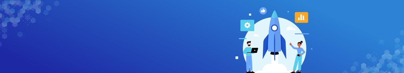 Startup Development Company Banner