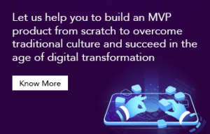 Let us help you to build an MVP product
