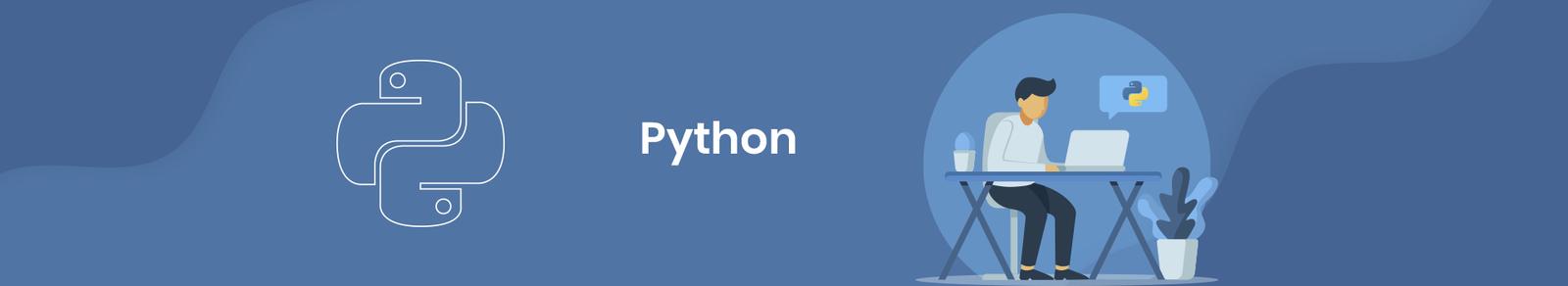 Python Desktop Banner