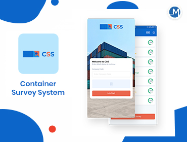 Container Survey System